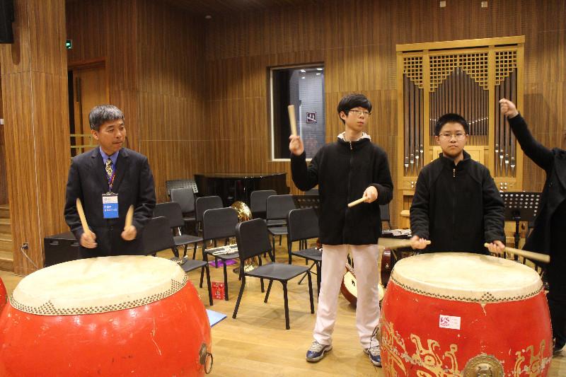 11中国鼓体验.JPG